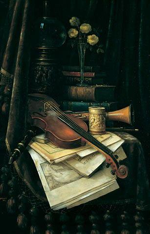 stilllifequickheart:  Charles Meurer, Still Life, 1903