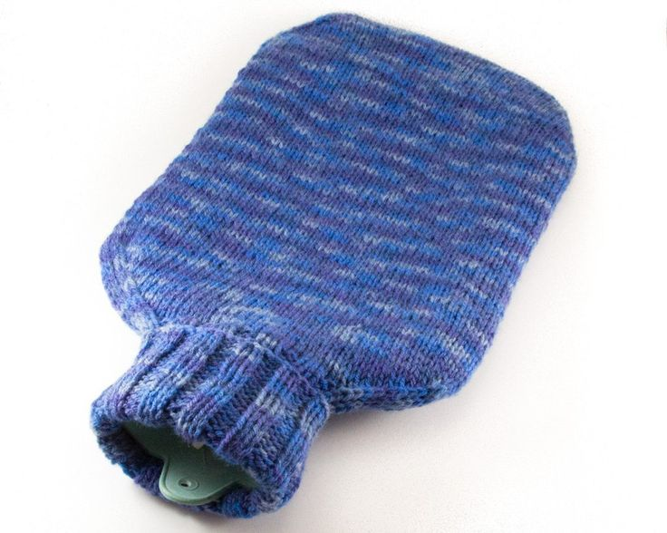 Multi-Coloured Hot Water Bottle Covers
