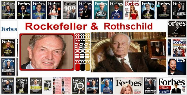 """(Wes Annac) """"The real rulers in Washington are invisible, and exercise power from behind the scenes."""" – Felix Frankfurter, Supreme Court Justice, 1952   'Rockefeller' and 'Rothschild' are two of the most common names discussed in the conscious community, and if you're like me, all of the talk about them (and the so-called 'elite' families in general) has made you want to know more about what they're doing and how they came to power."""