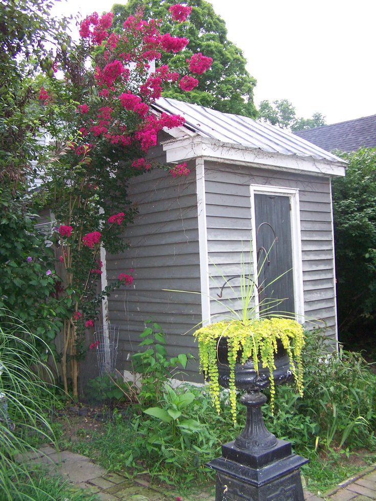 Outhouse Garden Shed. Madison ...