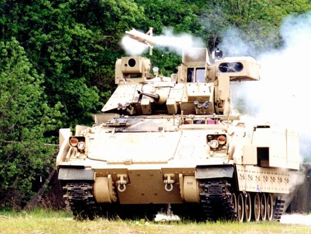 U.S. Army Bradley Fighting Vehicle | Bradley_M2A3_Infantry_Armored_Fighting_Vehicle_US_Army_10.jpg