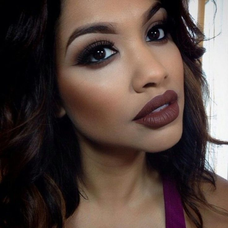 16 Ideas Makeup and Lipstick for Brown Eyes