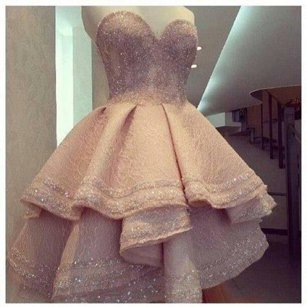 Dress: prom short