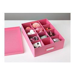 77 best organised office images on pinterest ikea for Caja cables ikea