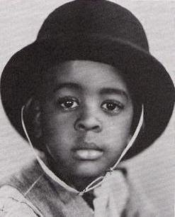 """Mathew """"Stymie"""" Beard from Our Gang, The Little Rascals. 1930's"""
