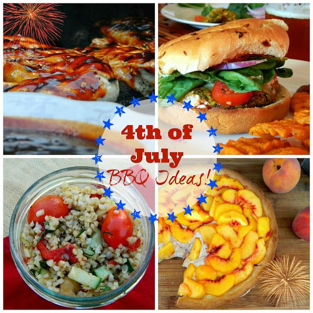 fourth of july bbq foods