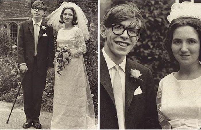 Стивен Хокинг в молодости