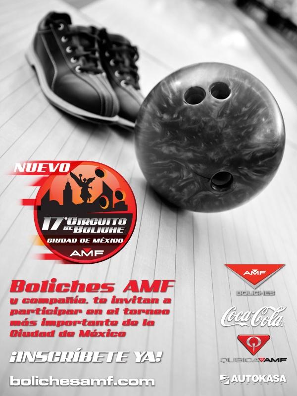 Boliches, AMF, Torneo