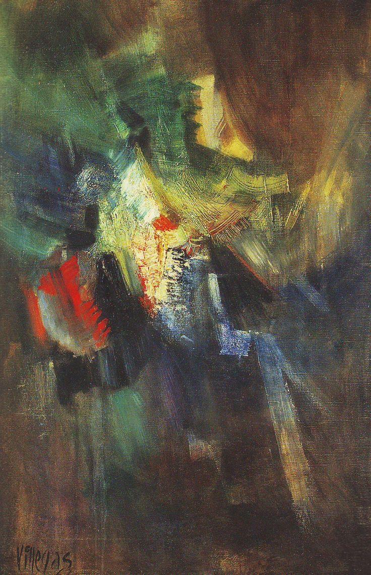armando villegas Abstracto 1962