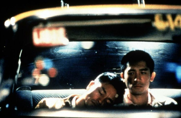 Leslie Cheung, Tony LEUNG Chiu Wai, 1997 | Essential Gay Themed Films To Watch, Happy Together (Chun gwong cha sit) http://gay-themed-films.com/watch-happy-together/
