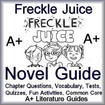 essay questions for freckle juice Freckle juice lesson plans include student activities that will sure to delight   students can answer more specific questions about the characters, or describe.