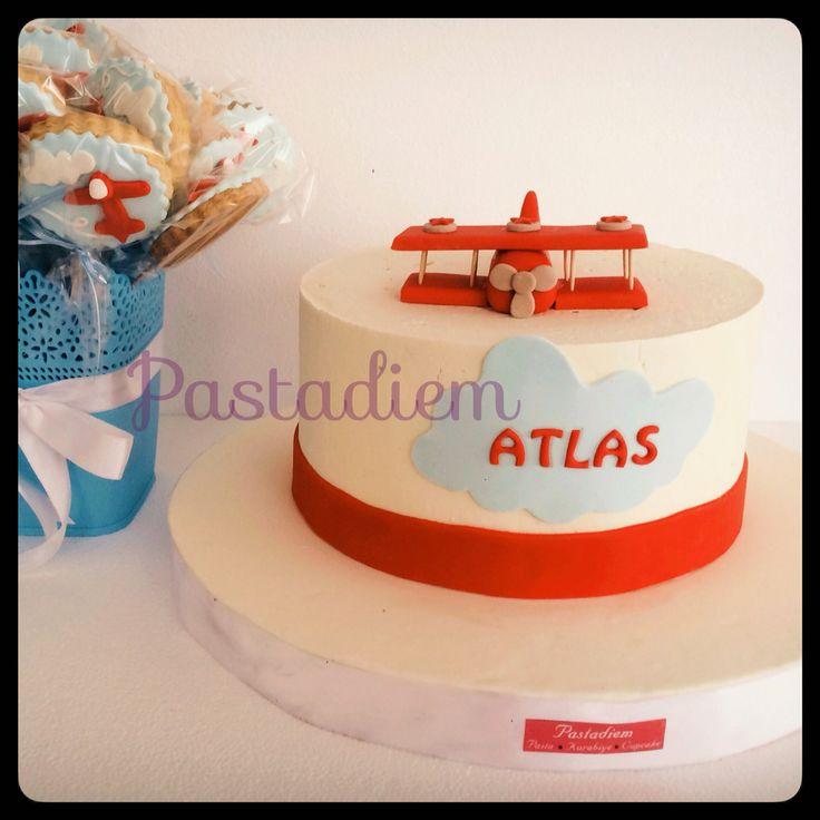 Planör pasta Atlas Bebek için