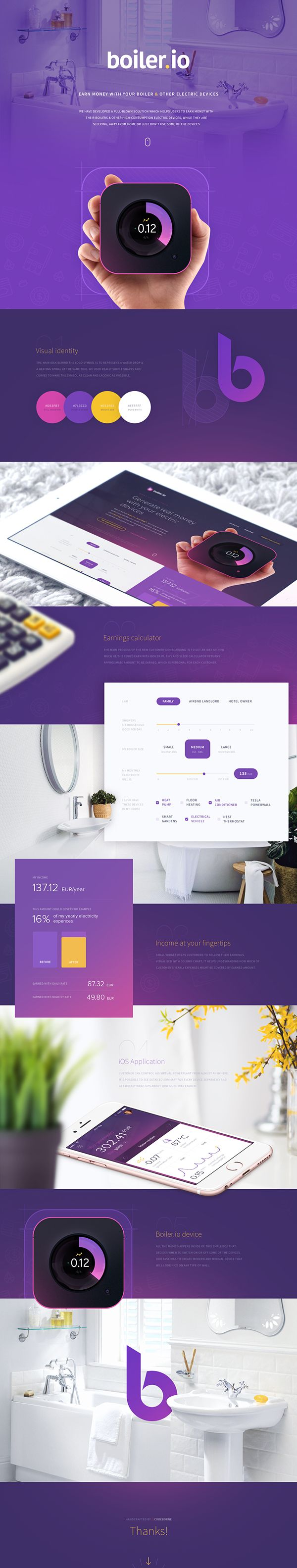 Best 25+ Web design proposal ideas on Pinterest | Ui design, Grid ...