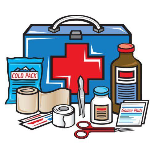 Состав туристической аптечки при поездке заграницу:  1. Помощь при царапинах и…