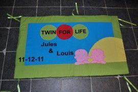 Boxkleed voor Jules en Lois