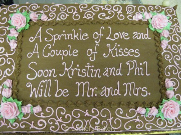 Simple Wedding Dress Quotes: 17 Best Ideas About Bridal Shower Cakes On Pinterest