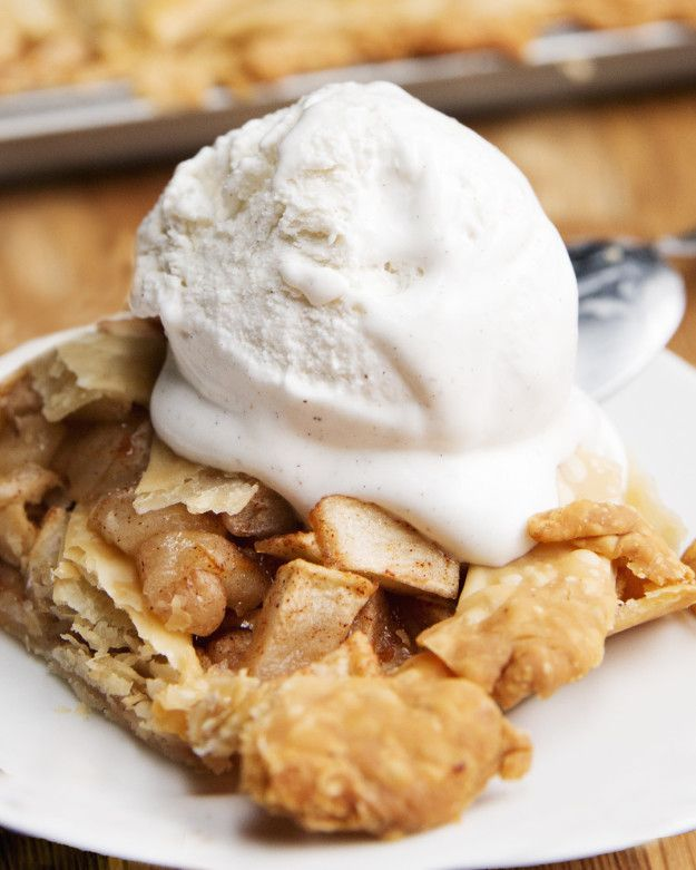 Apple Slab Pie....just like sheet pan meals, there is an all American apple pie done in a sheet pan!!  I'm going to use a gluten free crust recipe so I can have some yumminess too!!  My family is always willing to eat gluten free so we can enjoy the same meal together. Gluten free flour blends have come a LONG way in the eight years since being diagnosed!!