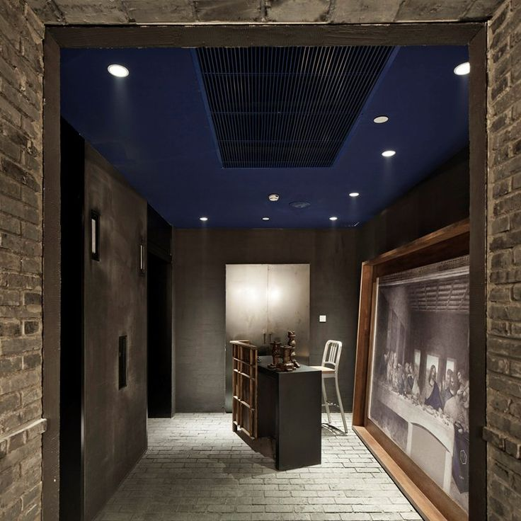 Capo restaurant shanghai 2012 neri hu design and for Office design research