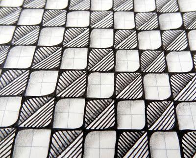 .: Doodles Art, 3D Zentangle, Art Doodles, Zentangle Art, Zentangle Doodles Line, Zentangle 3D, Zentangle Doodles, Zentangle Patterns