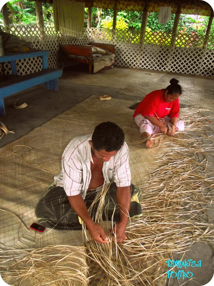 61 Best Fijian Handicrafts Images On Pinterest Coconut