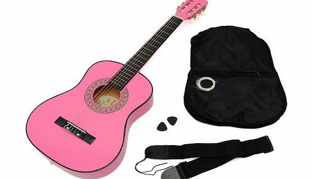 ts-ideen  5251 Childrens Guitar 1/4 Acoustic Guitar for 4-7 Years with Bag and Belt / Strings / Plectrum Pink No description (Barcode EAN = 4260275797425). http://www.comparestoreprices.co.uk/childrens-instruments/ts-ideen-5251-childrens-guitar-1-4-acoustic-guitar-for-4-7-years-with-bag-and-belt--strings--plectrum-pink.asp