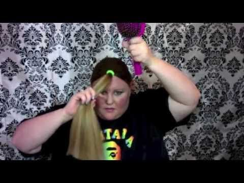 How to beautifully cut your own hair (M by Mickie) - YouTube