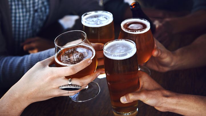 Beer isn't just refreshing. It has some surprising health benefits.