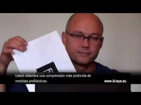 ¿Cuál es IdentifEYE? Un video promocional en el proyecto IDentifEYE