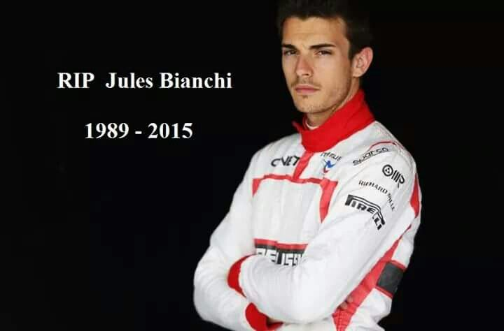 R.I.P Jules Bianchi