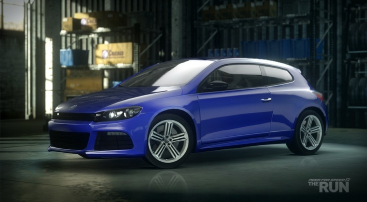Volkswagen Scirocco R, Need for Speed The Run