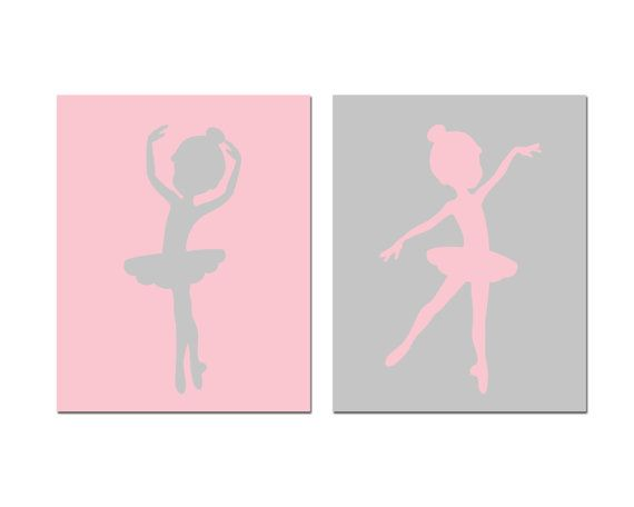 Ballerina Wall Art 12 best nursery images on pinterest