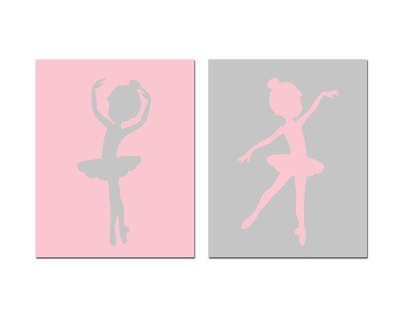 Ballerina Wall Art 12 best nursery images on pinterest