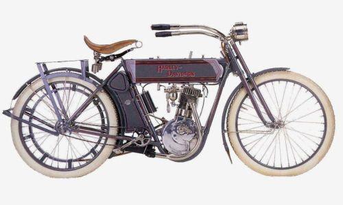Harley Davidson MODEL 7 1911
