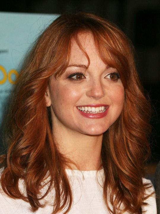 Jayma Mays....could be my new do.