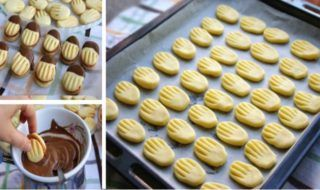 Vychutnajte si obdobu lineckého cesta v podobe týchto lahodných tureckých cookies. Recept je veľmi jednoduchý a takmer bezprácny aj tak chutí úplne báječne! Presvedčte sa sami!Oceníte ako rýchlu prípravu, tak aj vláčnu, jemnú chuť a luxusné krehkosť týchto sušienok. Tieto lahodné sušienky si môžete užiť s čajom, alebo je podávajte ku káve. Ingrediencie: – 110 g masla (dbajte, aby malo