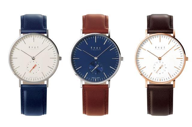 ビジネスマンに。革ベルトの腕時計 ブランド