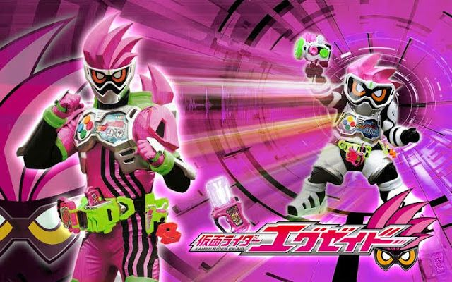 Nerd & Cult : Kamen Rider Ex-Aid - primeiras impressões