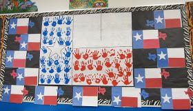 """Kindergarten is """"Kool"""": Texas Symbols"""