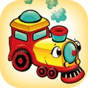 Trains Coloring Pages to online paint and black and white pictures for free coloring, Trains coloring pages to color now!