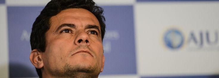 O juiz Sergio Moro reforça e recomenta que o TSE casse a presidente Dilma Rousseff e o vice-presidente Michel Temer   Blog de Francisco Castro