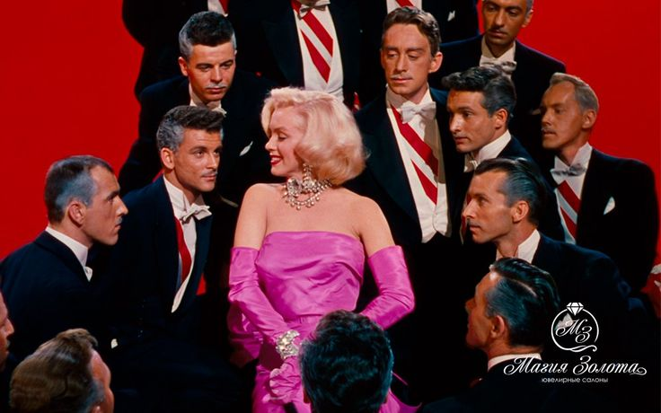 «Бриллианты — лучшие друзья девушек», — пела Мэрилин Монро. А вы согласны с легендарной блондинкой или вам больше по нраву другие драгоценные камни?