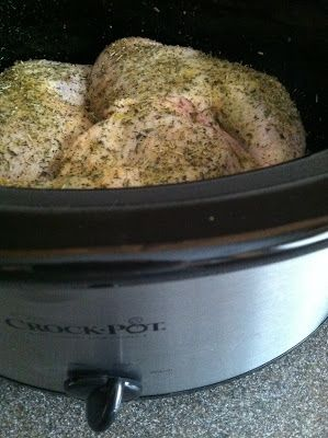 Homestead Seasonings: Crazy Crockpot Chicken Thighs