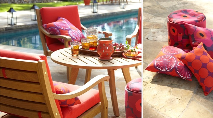 Save on select furniture from Crate & Barrel! I love their outdoor furniture!  http://cpn.cd/yOmitM