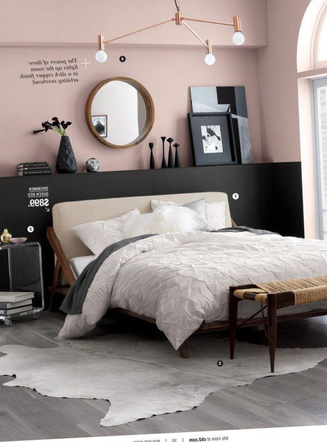 17 best ideas about dusty pink bedroom on pinterest pink for Grown up bedroom designs
