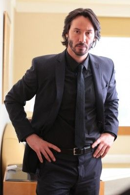 Goddamnit, Keanu...why do you have to be the hottest and the coolest?