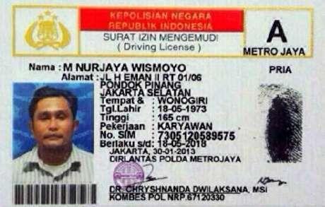 Hati-hati Pencuri Mobil ini M Nurjaya Wismoyo belum tertangkap sejak 2013