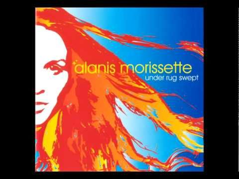 Alanis Morissette - 21 Things I Want In A Lover - Under Rug Swept - YouTube