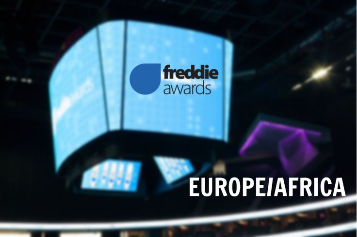 The 27th Annual Freddie Award Winners in Europe/Africa