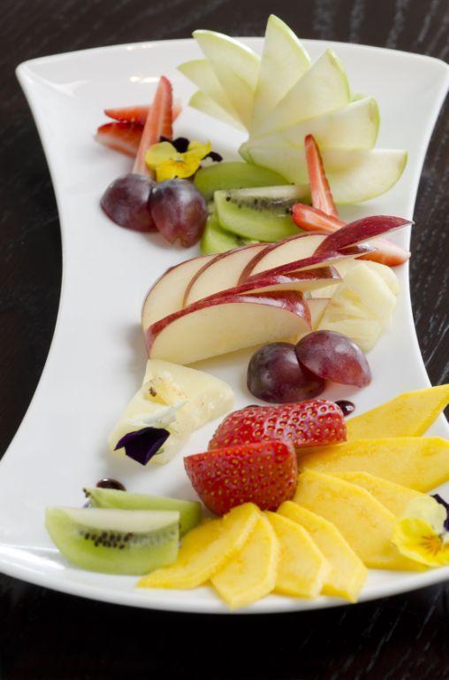 Plato de fruta #fruit