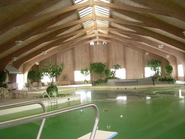 Mike Tyson's Deserted 80s Mansion